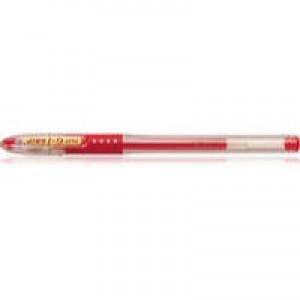 Pilot Grip Fine Gel Ink Rollerball Pen 0.7mm Red BLGPG107-02