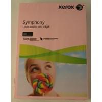 Symphony 160gsm Pink pastel tint A4  (250)