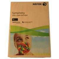 Symphony 160gsm Salmon pastel tint A4  (250)