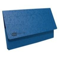 Europa A3 Document Wallet 32mm Capacity Dark Blue 4785