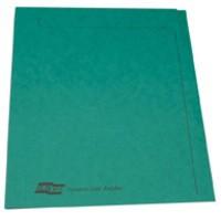 Europa 300micron Square Cut Folder Foolscap Green 4823