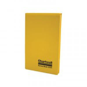 Chartwell Survey Book Field Weather Resistant 80 Leaf 130x205mm Code 2026