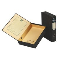 Eastlight Classic Box File with Lock Spring A4 Plain Code 30145EAST