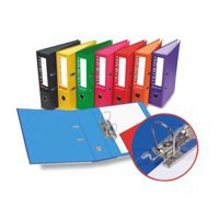 Rexel Colorado Lever Arch File Foolscap 80mm Red Code 28118EAST