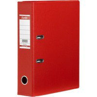 Image for Bantex Lever Arch File PVC A4 Upright 70mm Red 100080903