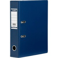 Bantex Lever Arch File PVC A4 Blue 50mm 100080907