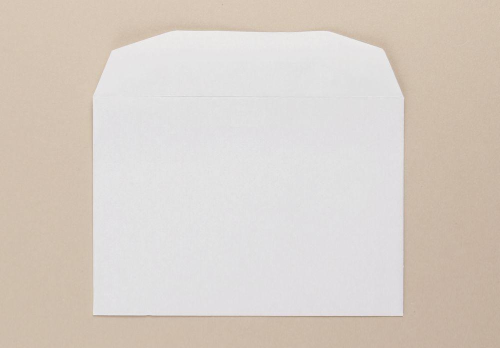 Severn Envelope White Wove 80gm C6 114x162mm Gummed Flapped Boxed 1000