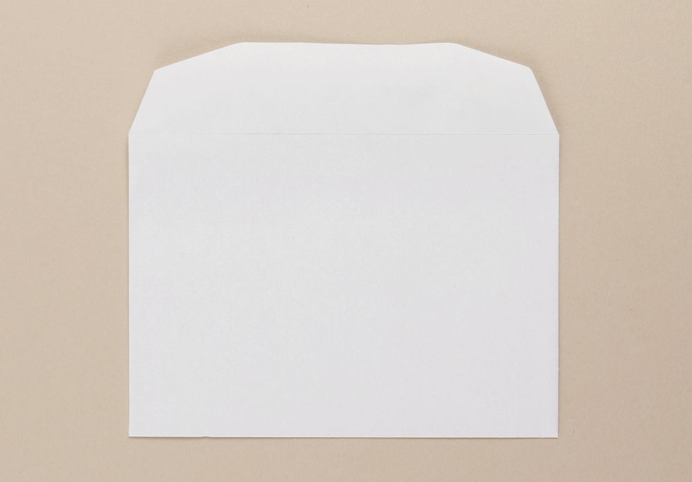 Severn Envelope White Wove 80gm C6 114x162mm Gummed Flapped Boxed 1000