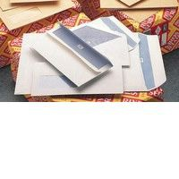 Severn Envelope White Wove 80gm DL 110x220mm SelfSeal Boxed 1000