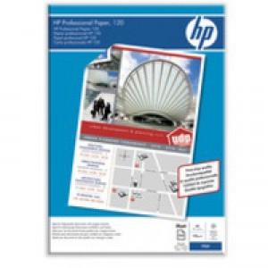 Hewlett Packard [HP] Professional Inkjet Paper Matt 120gsm A3 Ref Q6594A [100 Sheets]