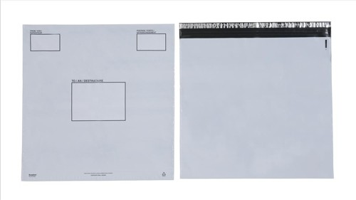 PostSafe DXD Envelope Extra Strong Polythene Opaque W460xH430mm Self Seal Ref P28 [Box 100]