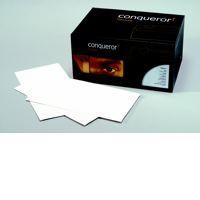 Conqueror Laid Diamond DL Envelope FSC4 110X220mm Sup/Seal Bnd 50 Box500