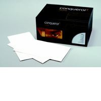 Conqueror Envelope Laid Vellum C5 162x229mm SuperSeal Banded 50 Boxed 250