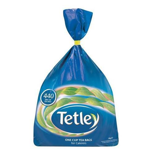 Tetley 440s X 2 &Free Start Pack Jul3/15