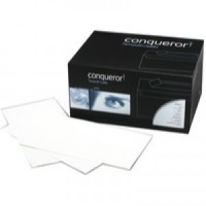 Conqueror CX22 DL Envelope Diamond White Pack of 500