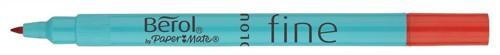 Berol Colourfine Pen Red S0376440