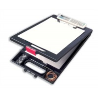 Image for Clipcase Clipboard with Calc A4 Black