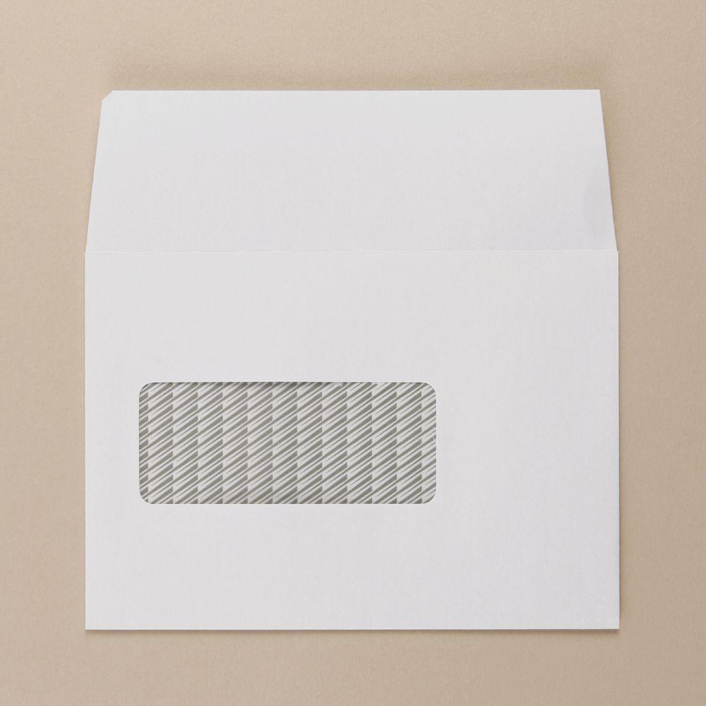 Communique Envelope White 100gm C6 114x162mm  SuperSeal Window 38Up 17Lhs Boxed 500