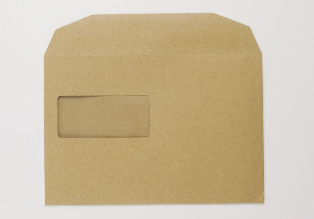 Autofil Envelope Manilla 90gm C5+ 162x240mm Gummed Flapped Wdw 72Up 15Lhs Boxed 500