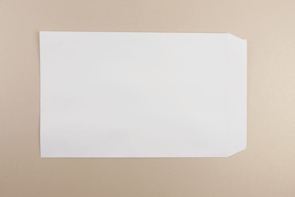 Communique Envelope White 120gm 381X254mm Super Seal Boxed 250