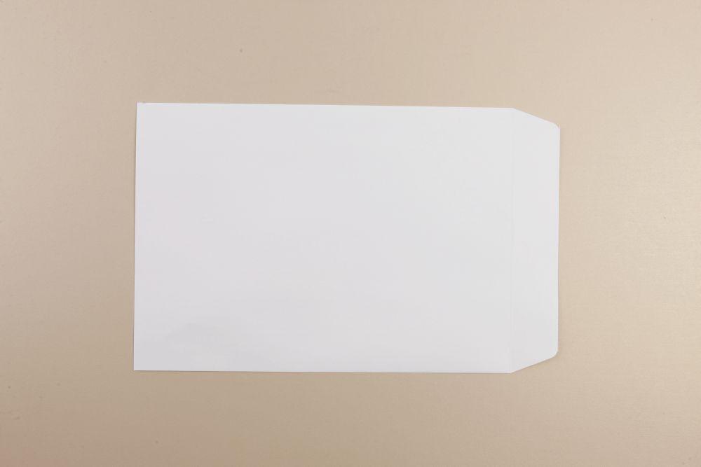 Communique Envelope White 120gm C4 324x229mm Superseal Boxed 250
