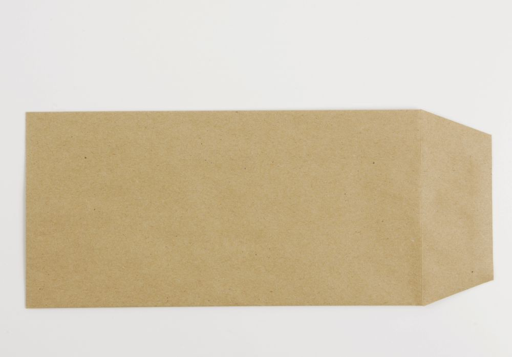 Niger Manilla Envelope 70gm DL 220x110mm Gummed Flapped Boxed 500