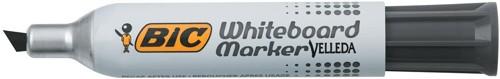 Bic 1781 Whiteboard Marker Chisel Tip Line Width 3.5-5.5mm Black Ref 1199178109 [Pack 12]