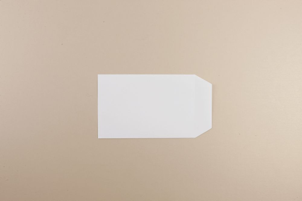 Dee Cartridge Envelope 100gm 190x127mm Gummed Flapped  Boxed 500