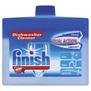 Finish Dishwasher Cleaner 250ml Ref Y04411 [Pack 2]