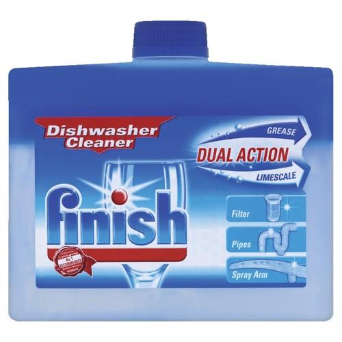 Finish Dishwshr Cleaner 250ML Pk2 Y04411