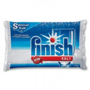 Finish Dishwasher Salt and Water Softener 2kg Code N04130