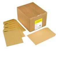 Congo Manilla Envelope 80gm C4 324x229mm Gummed Flapped Boxed 250