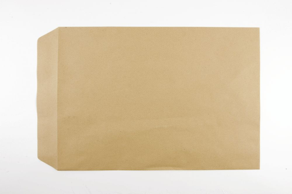 Tiber Manilla Envelope 115gm C3 457x324mm Peel & Seal Boxed 125
