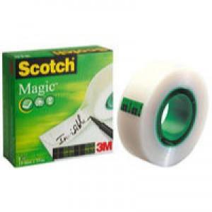 3M Scotch Magic Tape 810 12mmx66m Matt Code 8101266