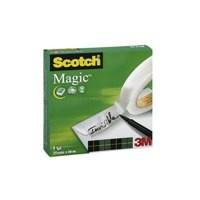 3M Scotch Magic Tape 810 19x66m Code 8101966