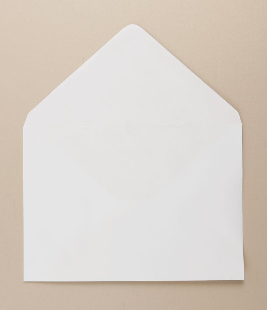 Xmas Greetings Card Envelope White FSC4 C5 162x229mm 100Gm2 Gummed Boxed 500