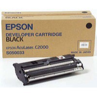 Epson AcuLaser C2000 Laser Toner Cartridge Black C13S050033