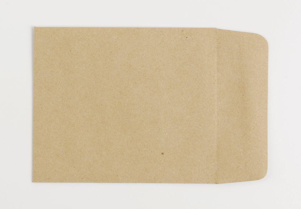 Manilla Wage Envelopes Gummed 108x92mm 90Gm2 Pack 1000