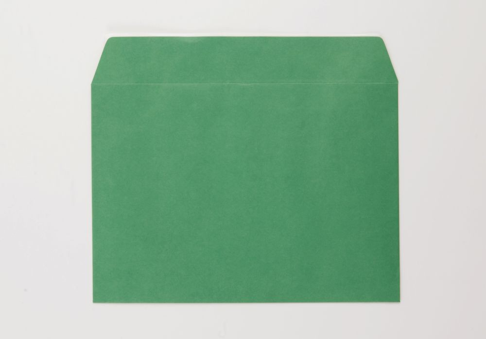 Greetings Card Envelope C5 Green Peel and SEal    boxed 500