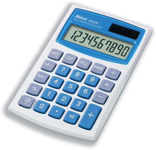 Ibico 082X Calculator