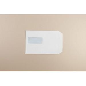 White Wove Envelope C5 Medium Weight Self Seal Window 15Up 46Lhs Boxed 500