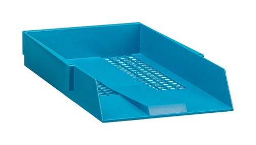 Avery Systemtray 44 Filing Tray W254xD380xH63mm Blue Ref 44BLUE