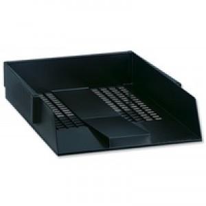 Avery Systemtray 44 Filing Tray W254xD380xH63mm Black Ref 44BLK