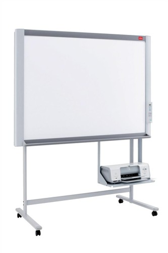 Nobo Copyboard Stand Mobile on Lockable Castors Ref 1901379