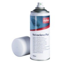 Nobo Noboclene Plus Cleaner Aerosol Can Ozone-friendly 400ml Ref 34531163