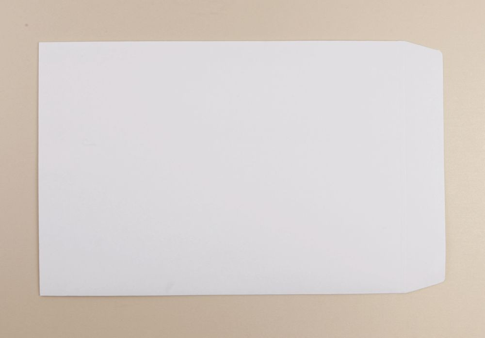 Trent White All Board Envelope B4 352x250mm Peel &Seal Box 100
