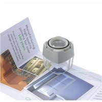 Image for 5 Star Facilities Focusing Cube Magnifier 8x Magnification