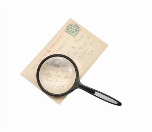 Wedo Round Magnifier 6.35mm Wd2717508