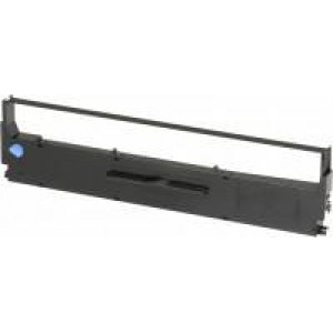 Epson Ribbon Cassette Fabric Nylon Black [for MX FX RX80 FX85 800 850 LX300 400] Ref S015019