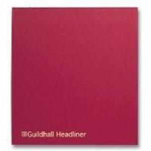 Guildhall 48/4.12 Headliner Book  1292
